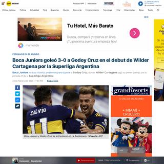 ArchiveBay.com - rpp.pe/futbol/peruanos-en-el-mundo/boca-juniors-vs-godoy-cruz-en-vivo-superliga-argentina-ver-online-en-directo-via-fox-sports-2-por-la-fecha-21-en-la-bombonera-futbol-en-vivo-noticia-1247328 - Boca Juniors goleó 3-0 a Godoy Cruz en el debut de Wilder Cartagena por la Superliga Argentina - RPP Noticias