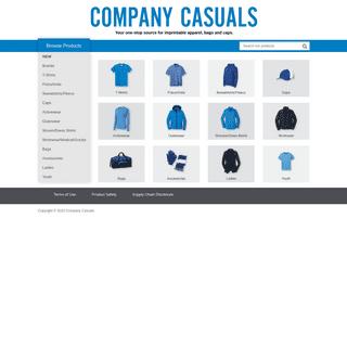 ArchiveBay.com - companycasuals.com - Company Casuals