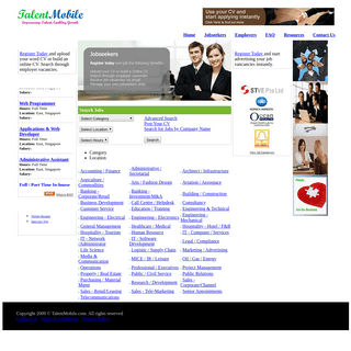 ArchiveBay.com - talentmobile.com - Talent Mobile - Talent Search -Career Employment - Executive Jobs - Jobs Search