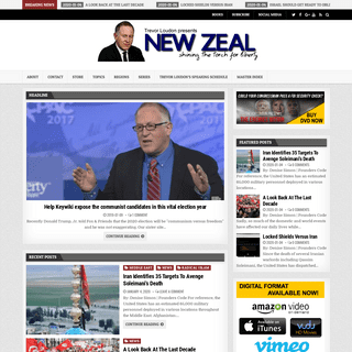 Trevor Loudon's New Zeal Blog – The Enemies Within