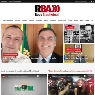 Rede Brasil Atual - Rede Brasil Atual