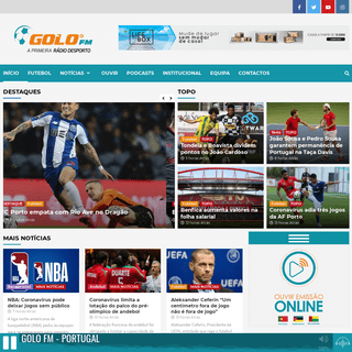 ArchiveBay.com - golo.fm - Rádio Desporto - Golo FM