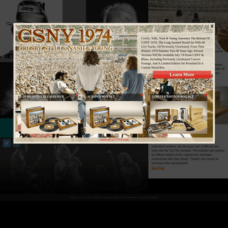 A complete backup of csny.com