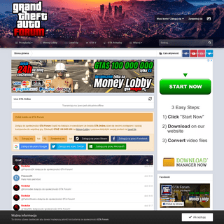 GTA Forum - Polskie Grand Theft Auto Forum