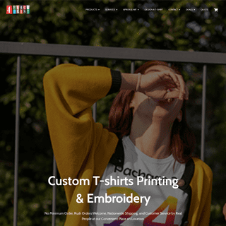 Cheap Custom T Shirts Printing – Print Shops Near Me – t shirt printing – One Stop Print Shop – Print Shops Near Me