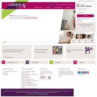 ArchiveBay.com - laboralkutxa.com - Laboral Kutxa