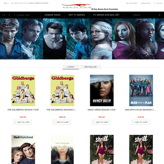 Buy cheap and discount dvds online - thedvdonline.com