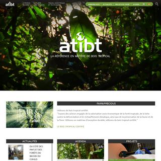 ATIBT - Association Technique Internationale des Bois Tropicaux