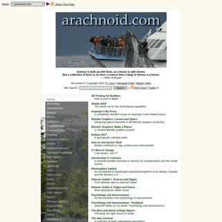 ArchiveBay.com - arachnoid.com - - arachnoid.com