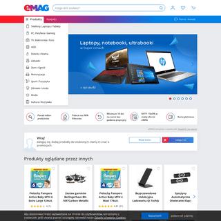 ArchiveBay.com - emag.pl - eMAG.pl (dawniej Agito.pl) – Wygodne zakupy online