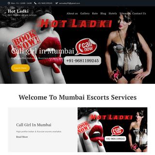 Mumbai call girls - Mumbai escorts - Mumbai escort services