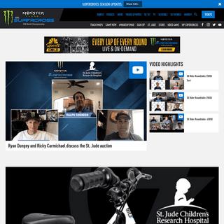 Supercross Live - The Official Site of Monster Energy Supercross