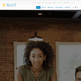 Certified Translations Services - Aldus Translations Solutions