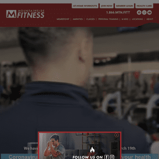 21 Gym Locations in the Valley - Greater Phoenix, Mountainside Fitness