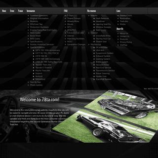 ArchiveBay.com - 78ta.com - Hitman's Pontiac Trans Am Site