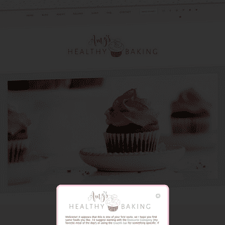 ArchiveBay.com - amyshealthybaking.com - Amy's Healthy Baking - Easy Recipes for All Occasions