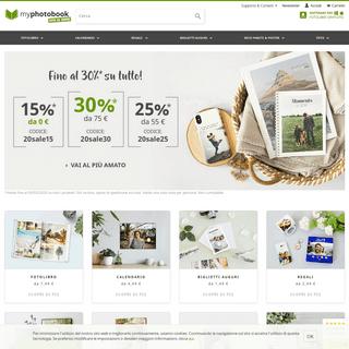 ArchiveBay.com - myphotobook.it - Oltre 300 prodotti fotografici da personalizzare