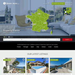Property France - 65,888 houses and apartments for sale