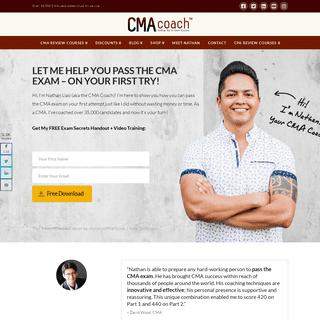 Certified Management Accountant Exam Prep