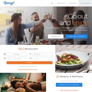 Resengo - Go out & enjoy