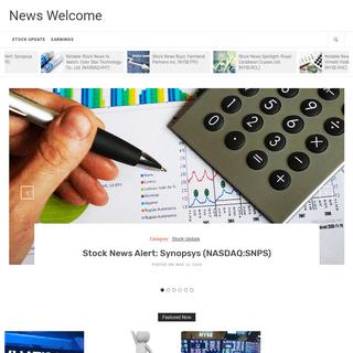 News Welcome