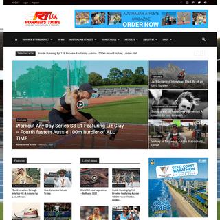 Runner's Tribe - Worldwide Running Media