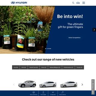 Cars To Suit Any Lifestyle - Hyundai New Zealand