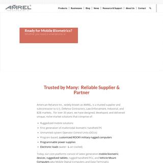 AMREL.com - Home