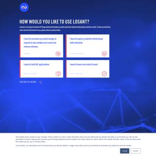 Losant Enterprise IoT Platform