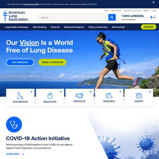 American Lung Association - American Lung Association