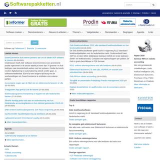 Softwarepakketten.nl - Softwarepakketten voor ondernemers
