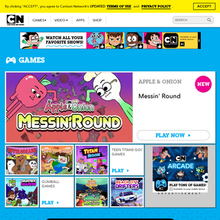 Cartoon Network - Free Games, Online Videos, Full Episodes, and Kids TV Shows