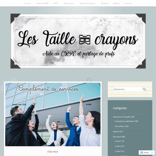 ArchiveBay.com - lecoindutaillecrayon.wordpress.com - Le coin des Taille-Crayons – Aide au CRPE et partage de profs!