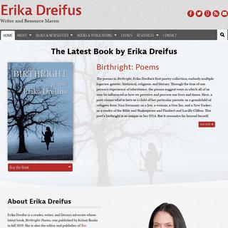Home - Erika Dreifus