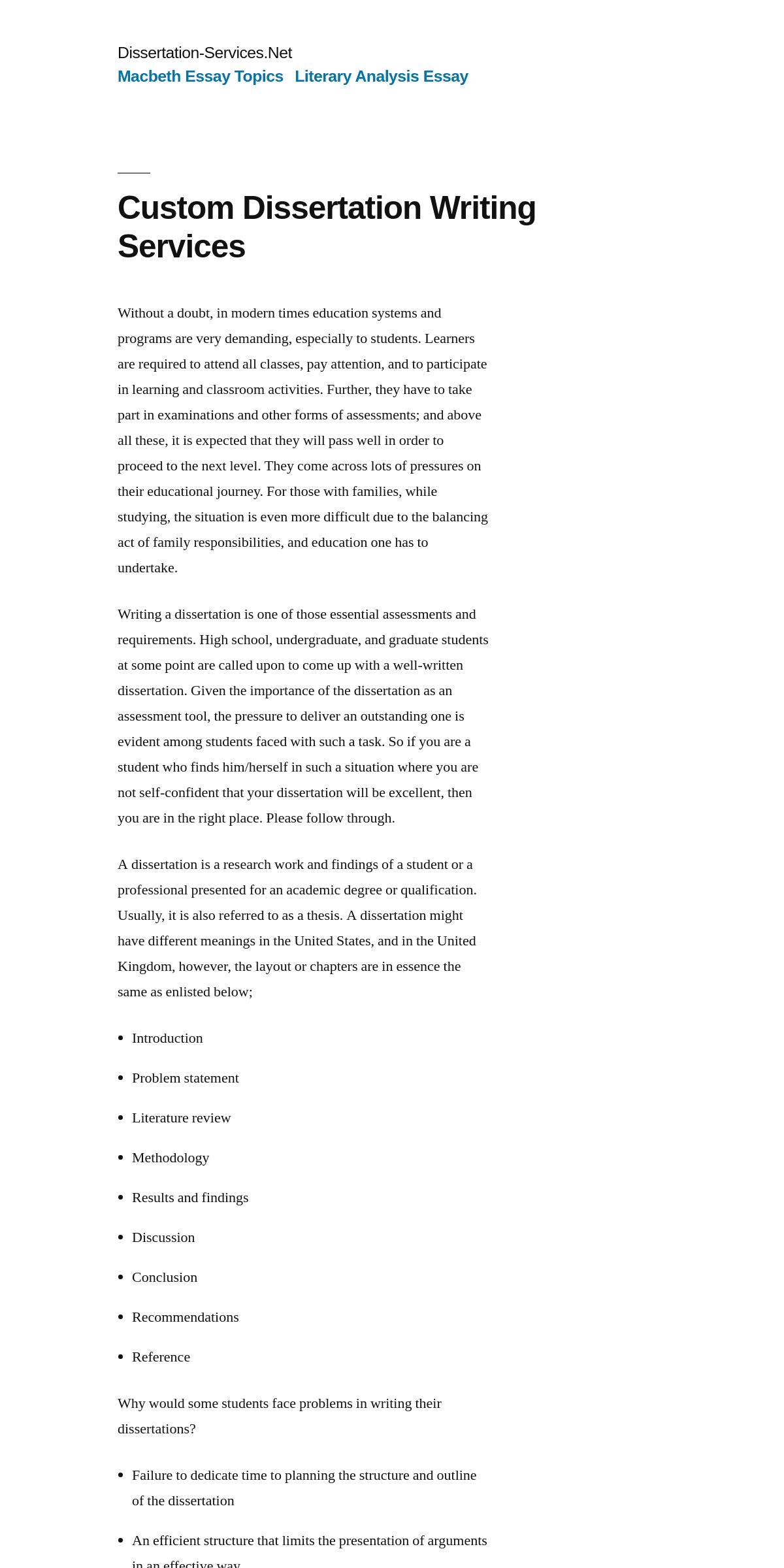 Ny essay