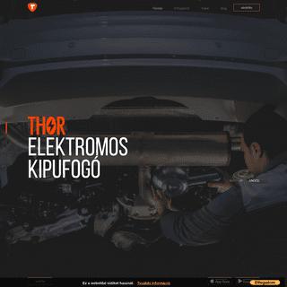 THOR - electronic exhaust