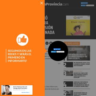 Pata Medina denunció irregularidades para cumplimiento de prisión domiciliaria en Ensenada - Grupo la Provincia