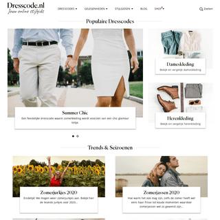 ArchiveBay.com - dresscode.nl - Dresscodes, Gelegenheden en Fashion Trends - Dresscode.NL