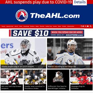 TheAHL.com - The American Hockey League