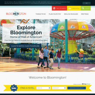 Hotels and Vacation Packages in Bloomington, MN and Mall of America