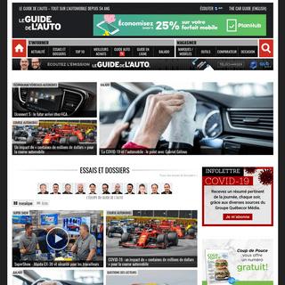 Guide Auto - Site officiel du Guide de l'auto