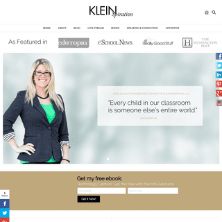 Kleinspiration – Connecting Tradition and Technology