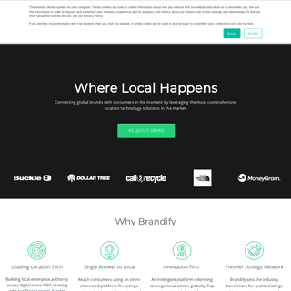 Brandify - The Single Enterprise Answer to Local