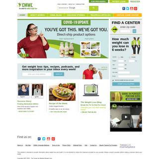 Home-Center for medical weight loss