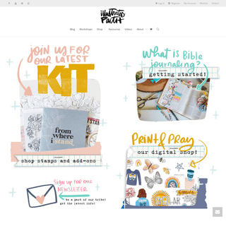 Connecting Your Creativity & Your Faith through Bible Journaling