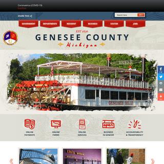 Genesee County Michigan
