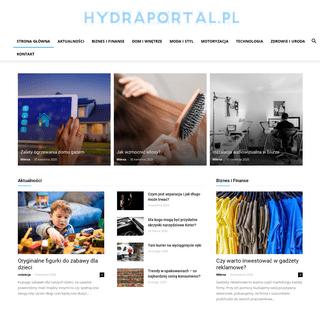 Strona główna - HydraPortal.pl