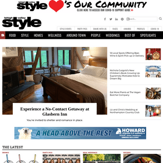 Lehigh Valley Style - The Magazine the Valley Lives By - Lehigh Valley Style