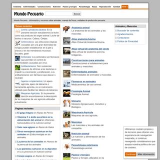 Animales y producción en Mundo-Pecuario.com