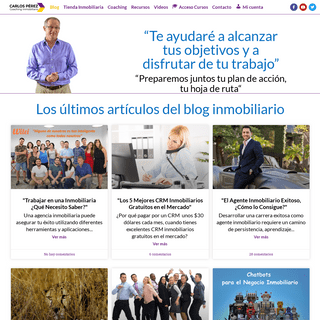 Cursos Inmobiliarios Online y Coaching Inmobiliario.